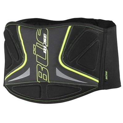 büse Ultimate Motorcycle Kidney Belt with Zipper Bag and Removable Chuck