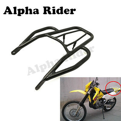 Motorcycle Rear Luggage Rack For Off Road Dirty Bike SUZUKI DRZ400 DR-Z400S /SM