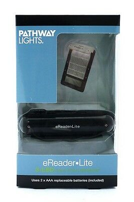 PATHWAY LIGHTS E LETTORE LITE 3-LED 2 x AAA SOSTITUIBILE BATTERIE INCLUSE