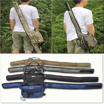 Oxford Fabric Rod Bag Rod Sleeve for Fishing Rod Tackle Gear Accessories NEW