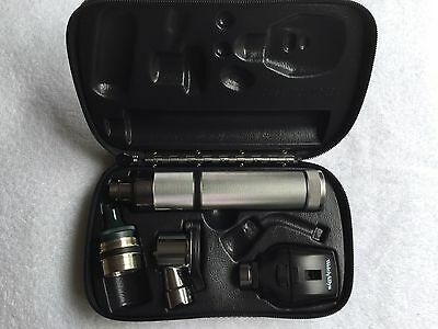 Welch Allyn Diagnostic Set, Ophthalmoscope # 11710, Otoscope # 20200