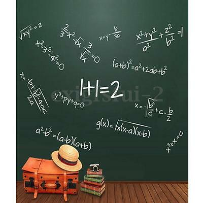 3x5Ft School Classroom Blackboard Board Photography Backdrop Studio Background