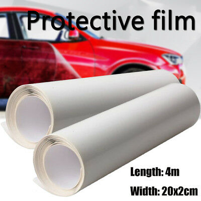2m Clear Invisible Car Door Sill/Handle Edge Protector Anti-Scratch Film Vinyl