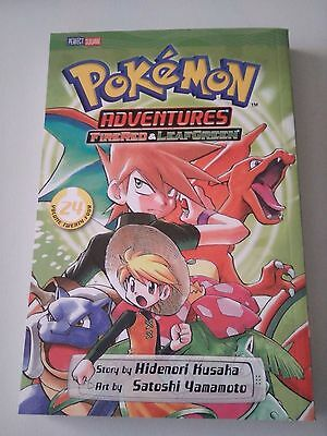 Pokemon Adventures Fire Red and Leaf Green Volume 24 Manga Book