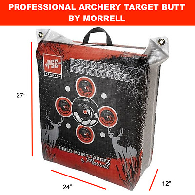 Morrell PSE Bag/Target Butt For Compound Archery Bow Arrow (NOT FOR BROADHEAD)