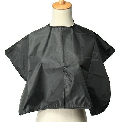 Barbers Shoulder Tinting Hairdressing Cape Waterproof Hair Cut Cutting Colouring