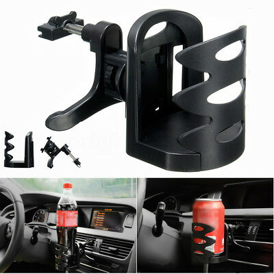 Universal Car Drinking Cup Bottle Can Air Vent Mount Stand Adjustable Holder UK
