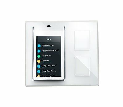 Wink Relay - Smart Home Wall Controller Wifi Remote Automation
