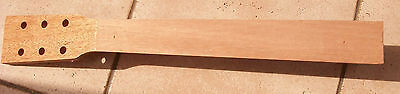 Partly Finished Acoustic Guitar Neck
