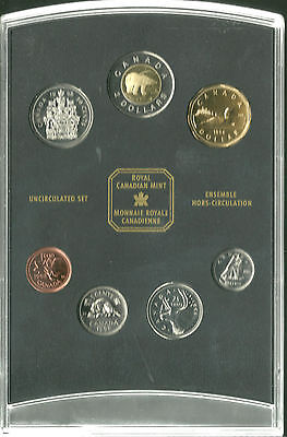 CANADA - 1998 Oh! Canada Mint Set.  NICE! 7-Coin Set, PRICED TO GO!