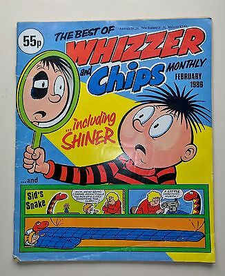 The Best of Whizzer and Chips Monthly February 1986