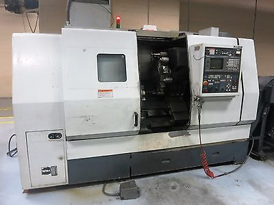 Mori Seiki Sl25Y/500 Cnc Turning Center Chucker, C-Axis, Y-Axis, Live Tooling