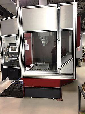 Roeders Rfm 1000S 4-Axis Cnc High Speed Vertical Machining Center