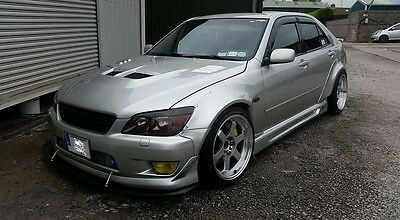 Lexus IS200 and IS300 / Toyota ALTEZZA WIDE ARCH FENDER FLARE BODY KIT