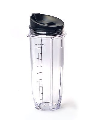Ninja 32OZ 32 Ounce Large Multi-Serve Cup replacement for NutriNinja Blenders
