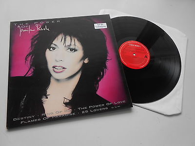 Jennifer Rush - Power Of, Best Of LP with HITS  ARCHIVCOPY looks like unplayed R