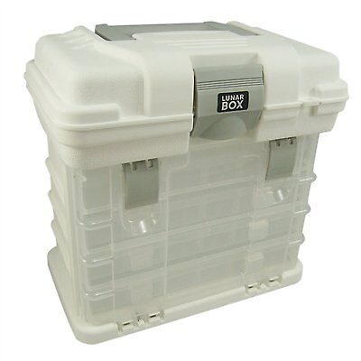 Craft Supply Storage Arts and Crafts Supplies Carry case Sewing Box Mobile Boxes