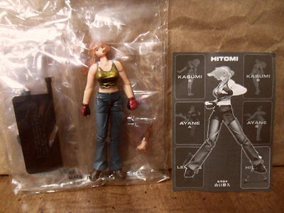 Dead Or Alive KT Figure Collection DX Hitomi Action Figure Japan Video Game