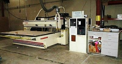 Thermwood Model C42S 3-Axis Cnc Router With 5' X 10' Table