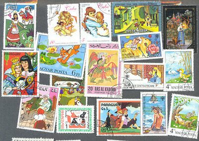 Fairy tales 100 all different collection