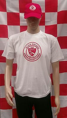 Sligo Rovers (League of Ireland) Official Football Shirt & Cap (Adult Medium)