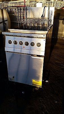 FryMaster Natural Gas Pasta Cooker