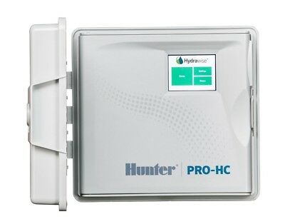 Hunter PRO HC Hydrawise 12 Station Wi-Fi Indoor Irrigation Controller
