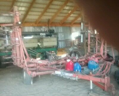 Allis Chalmers 24' 1300 Field Cultivator with Leveler