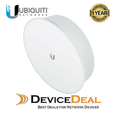 Ubiquiti Networks PowerBeam AC ISO PBE-5AC-300-ISO 5GHz 22dBi airMAX Bridge