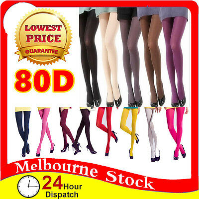 Girls Womens Long Socks Over Knee Thigh High Stockings Hosiery Tights Pantyhose