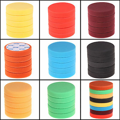 "6""(150mm) Polishing  Pad Buffing Polishing Pad Set For Car Polisher-Select Set"