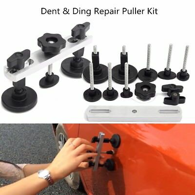 Puller Bridge Pulling Hail Removal Tools Kit For Car Paintless Dent Ding Repair