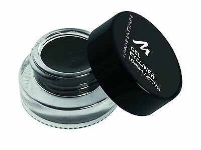 MANHATTAN Gel Eyeliner (1010N black) 3g NEU&OVP