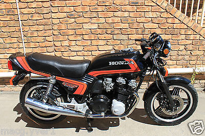 Honda.cb750.1982.SS,VIDEO LINK,super sport,very loW ks.Runs sweet.all original.