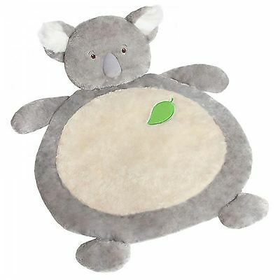 FUZZY FACTORY KOALA SUPER SOFT PLUSH BABY MAT - From Birth **FREE DELIVERY**