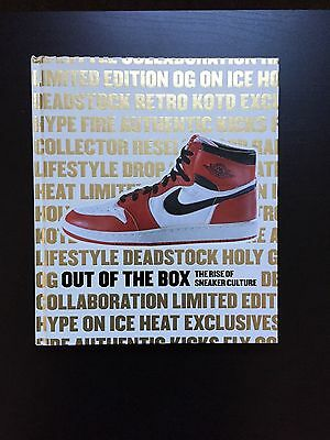Out Of The Box - Sneaker Culture & Deadstock Book