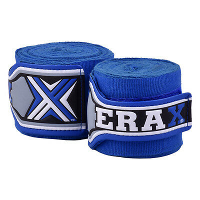 3x HAND WRAPS ELEVATOR PROTECTION MMA MUAY THAI PUNCHING BOXING AUS STOCK