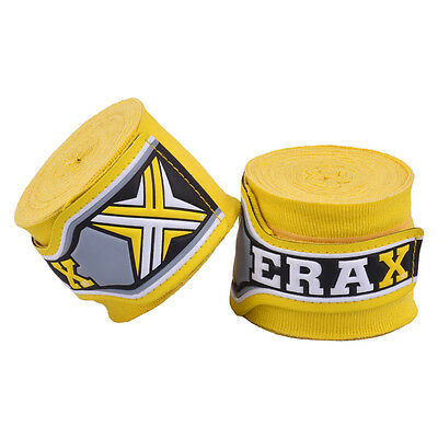 3 x HAND WRAPS ELEVATOR PROTECTION MMA MUAY THAI PUNCHING BOXING AUS STOCK