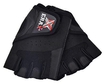 Weight Lifting Gloves Mark X Gel Best Leather Cross Fit Body Building Au Post