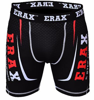 Grappling Wrestling Shorts MMA JITSU BJJ UFC Training Skins Compression AU Post