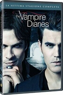 The Vampire Diaries - L'amore morde - Stagione 7 (5 DVD)- ORIGINALE SIGILLATO -