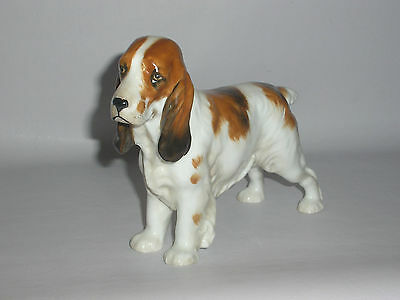"Royal Doulton Dogs "" Standing Cocker Spaniel "" Model Hn1036 Gloss, Perfect"