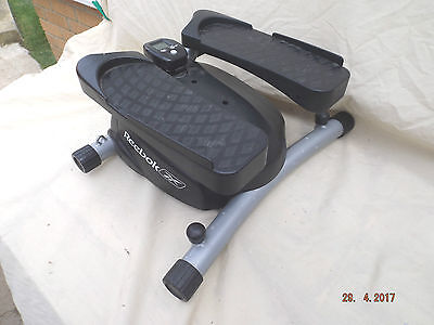 Reebok Mini Stepper With Step Counter,adjustable Resistance,very Clean Good Cond