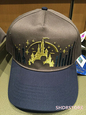 Limited Ltd Cap Shanghai Disneyland Disney Park Shdr Hat Grand Opening