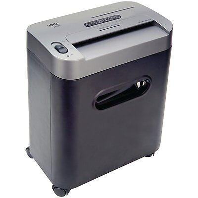 Crosscut Paper Shredder Heavy Duty 12 Sheet Cross Cut CDs Credit Cards Office