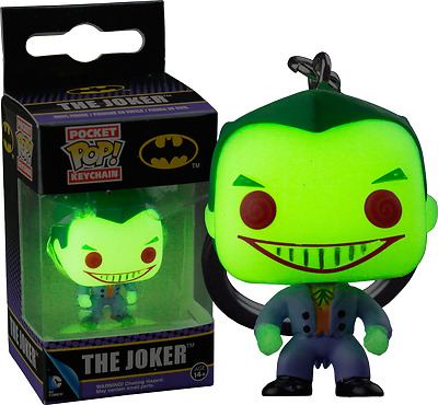 Funko Pocket Pop! Keychain - Dc - The Joker Gitd