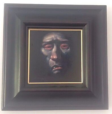 Original Oil On Canvas, Frank McFadden, Signed And Dated 2007