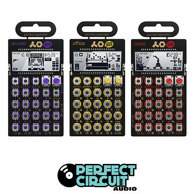 Teenage Engineering PO-20 Pocket Operator BUNDLE - NEW - PERFECT CIRCUIT