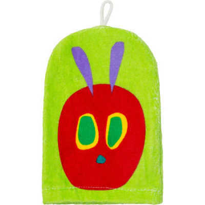 NEW The Very Hungry Caterpillar Wash Mitt