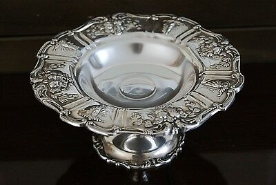 Beautiful Reed & Barton Francis 1 Sterling Silver Footed Bowl Excellent